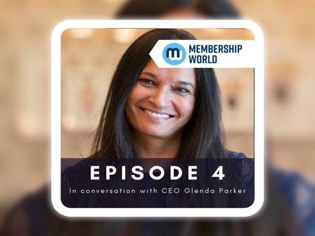 In conversation with CEO Glenda Parker