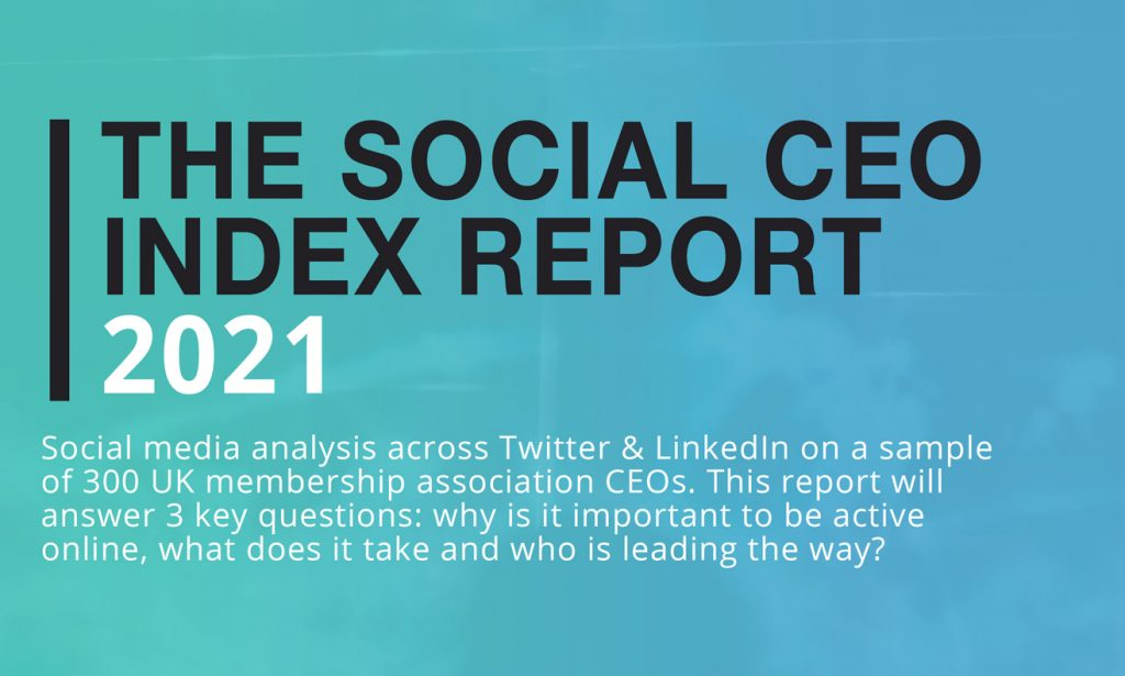 The Social CEO Index Report 2021