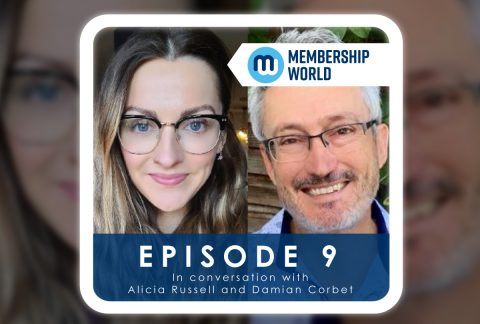 In conversation with Alicia Russell and Damian Corbet
